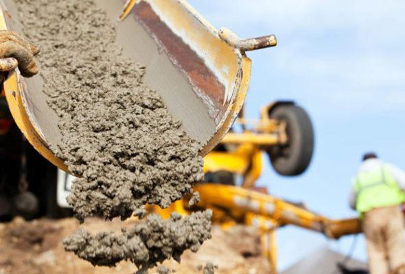 Высокое качество бетона